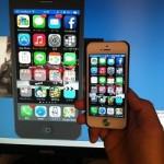 [Reflector]iPhoneの動画をPCにアップする